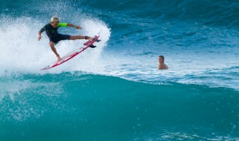 Luke Turned 12…Celebrating with some recent surf photos and videos