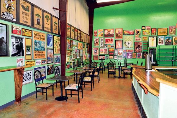 Greenworld Coffee Visitor Center