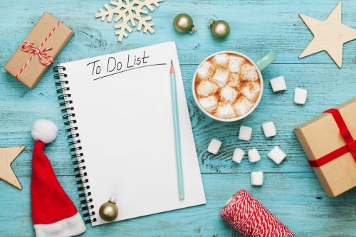 4 Things I'm doing now, to reduce Holiday Stress later