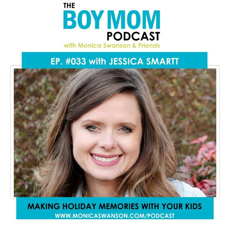 Making Memories with Your Family this Christmas {Ep. 33 with Jessica Smartt}