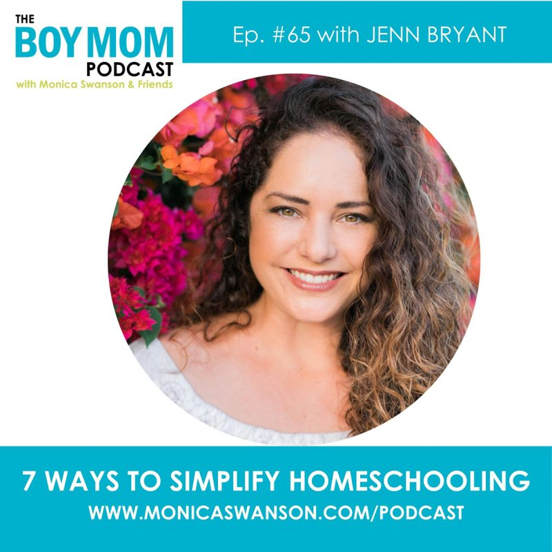 Homeschool Made Simple {Episode 65 with Jenn Bryant}