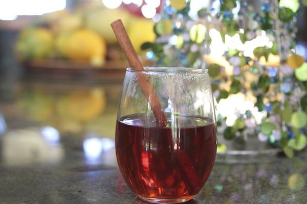 favorite spiced cider