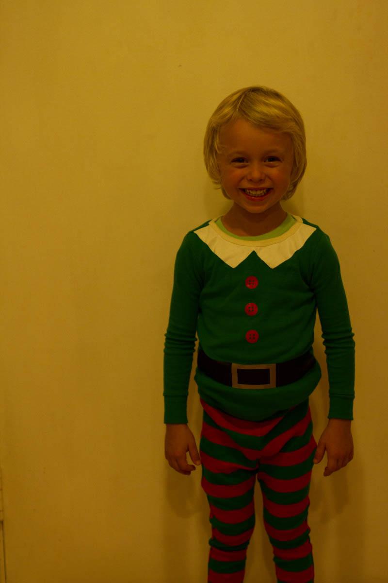Levi Elf