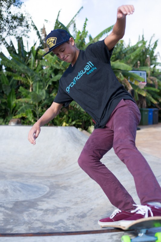 Josiah Swanson skate GS