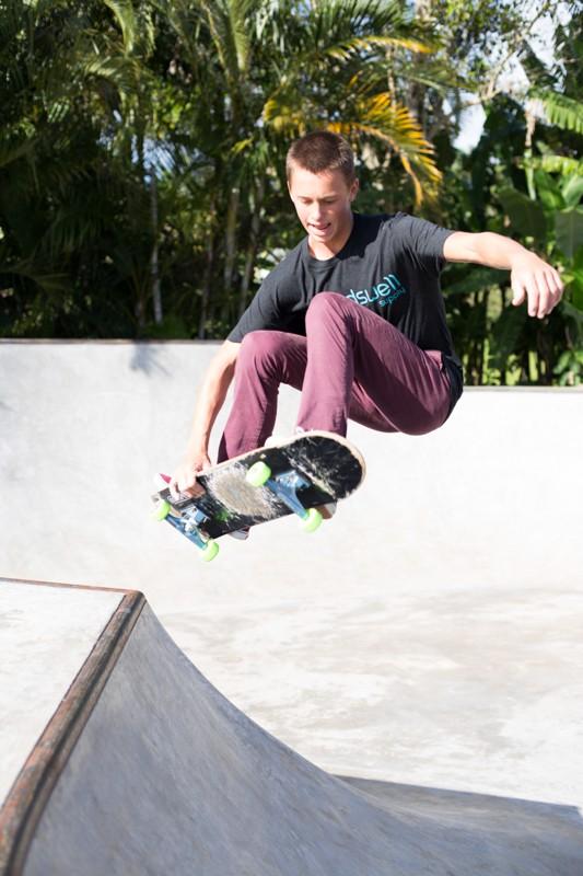 Josiah Swanson air GS
