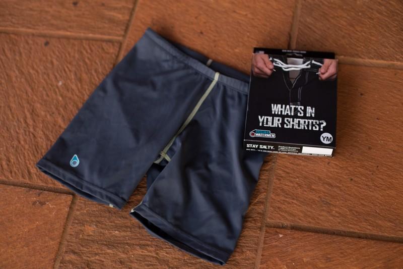 Water underwear :)