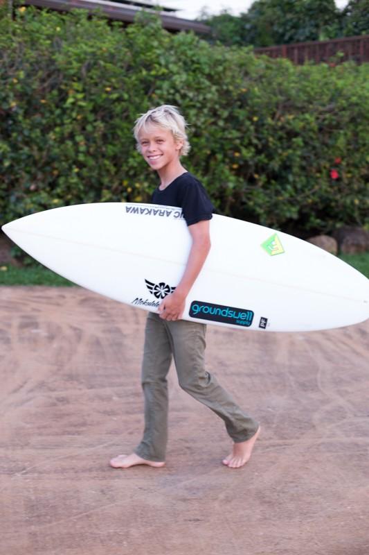 Luke Swanson surf GS