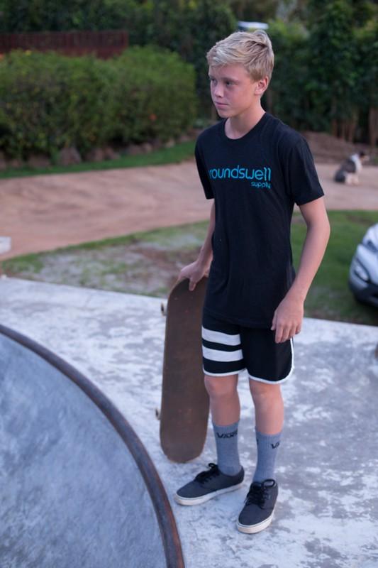 Jonah Swanson skate GS