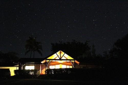 A Hawaiian Night Sky