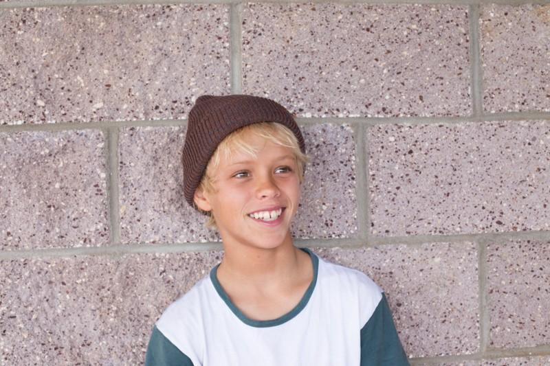 Luke GS beanie