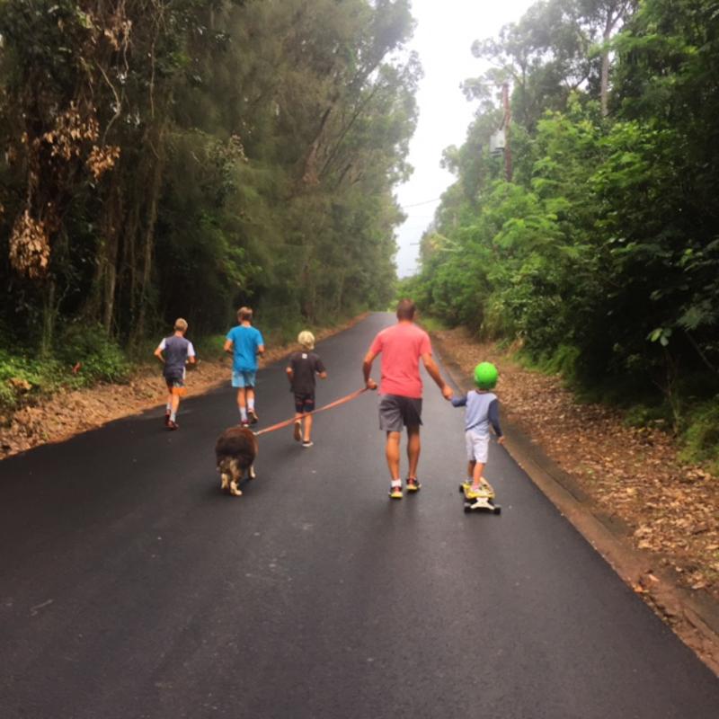 family jog pupukea