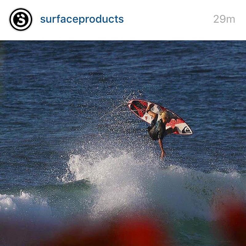 Luke surf / Surface sincere