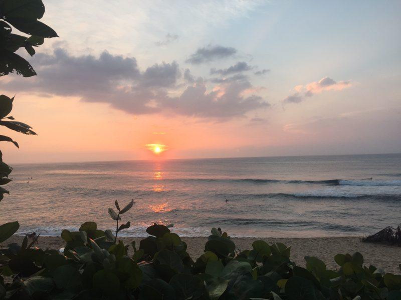 Rocky's pt. sunset