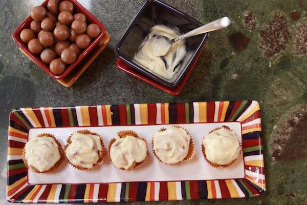 thegrommom's pumpkin orange zest muffins