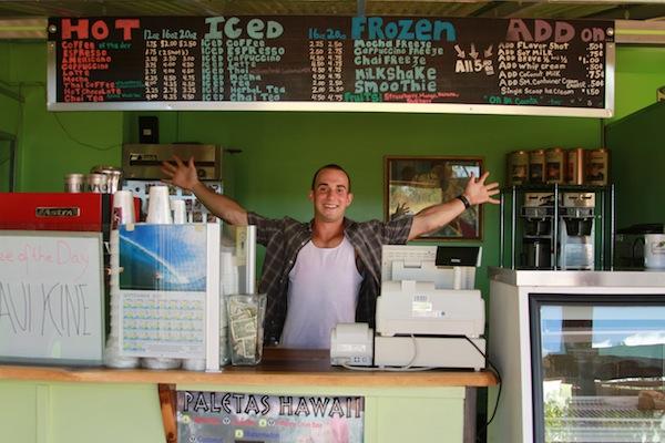 Greenworld Coffee Bar