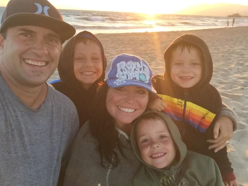 Amber Lia Family