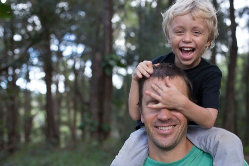 What Preschoolers Need Most from Their Parents  (and a few things they don't need.)