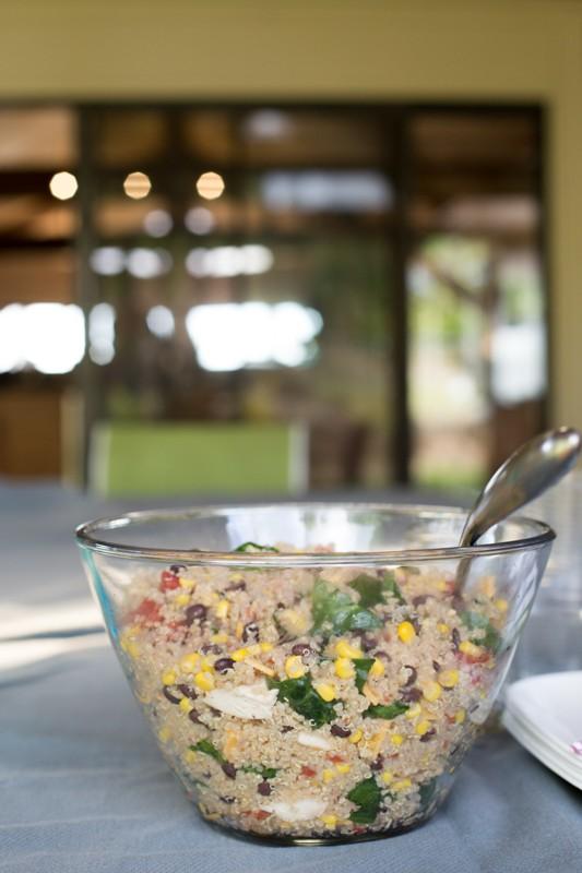 quinoa fiesta salad