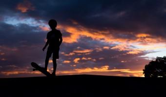 Luke Swanson sunset