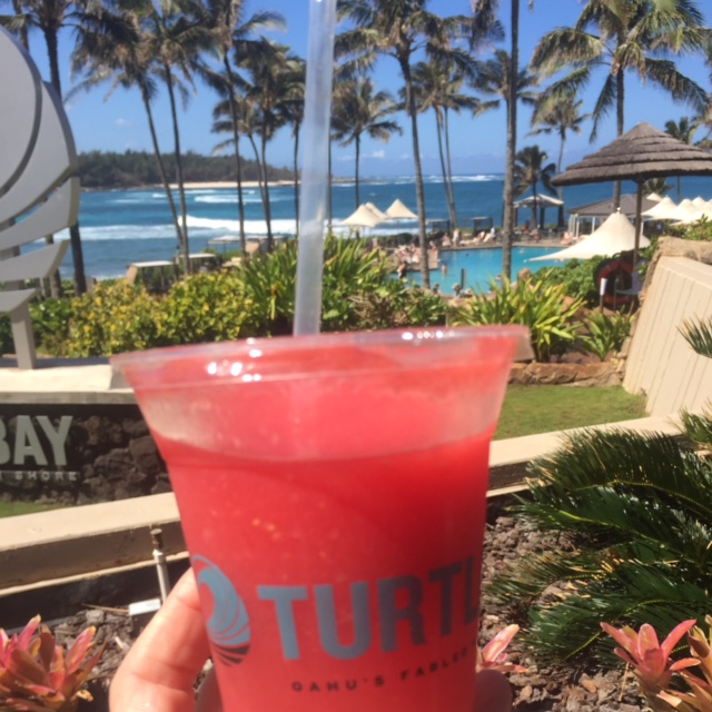 Turtle Bay fresh juice