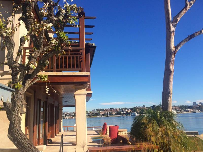 Bay Island, Newport Beach