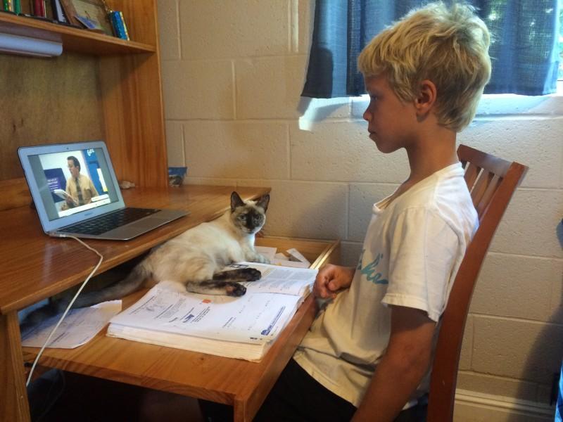 Luke homeschool