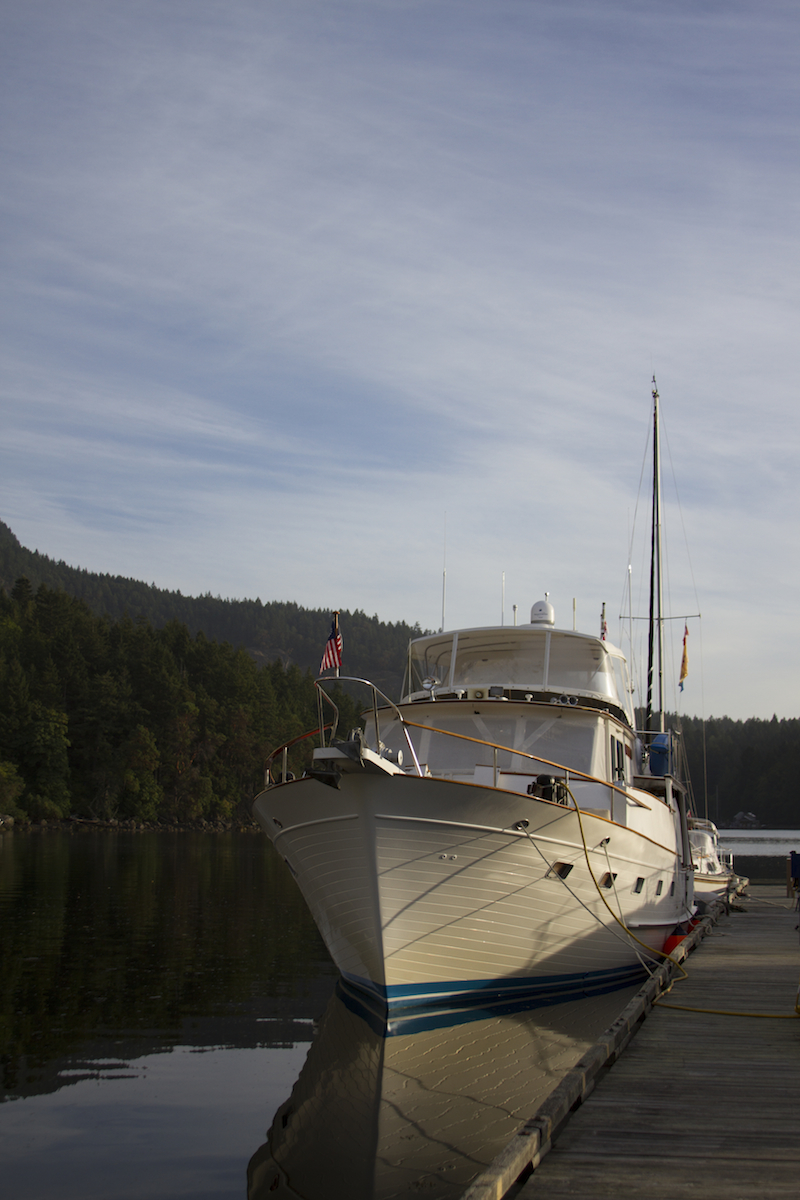 Sea Trial Boat Canada, w/ thegrommom