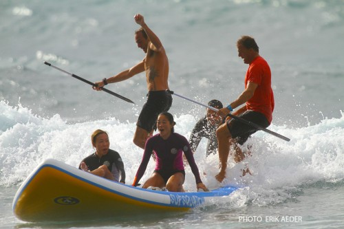 My Amazing Week at The Gerry Lopez Surf/SUP/Yoga Retreat at Turtle Bay.