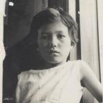 Stephanie Fast, as a girl