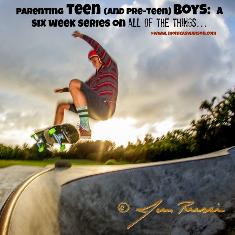 teen boy series