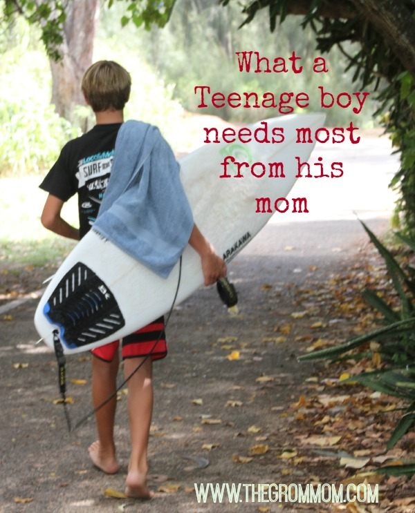 Christian insight for teen boys